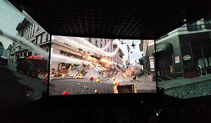 Screen X chce wyznaczyć nową jakość oglądania filmów