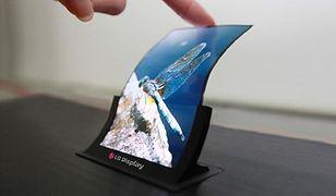 LG: Smartfon z elastycznym ekranem jeszcze w tym roku