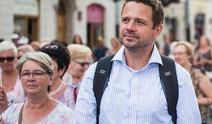 Trzaskowski zadeklarował, że będzie przedstawiać dwa razy w tygodniu program wyborczy