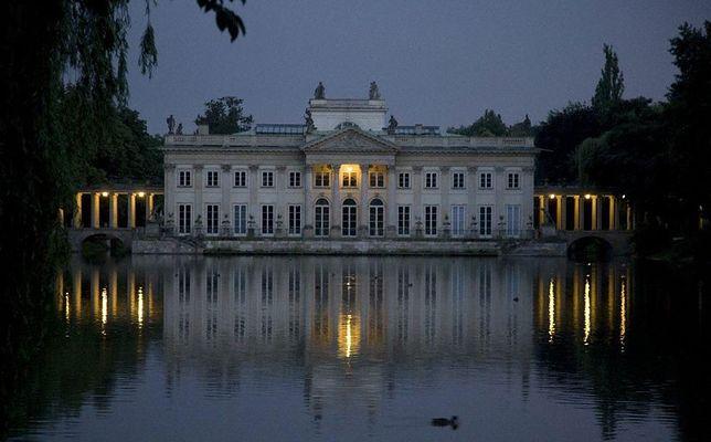 Za darmo: Nocne zwiedzanie Pałacu na Wyspie