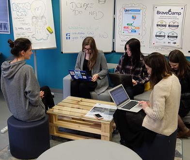 Campus Business Pack. Nowe miejsca dla startupów i małych firm