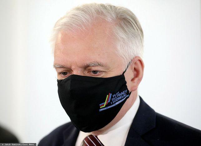 """Gowin nie zgadza się z ważną częścią Polskiego Ładu. """"Wymaga istotnej korekty"""""""
