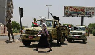 Świat nie chce widzieć masakry w Sudanie. Polska też w tym uczestniczy