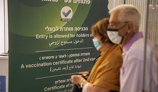 Premier Izraela: szczepionka nie wystarczy na wariant Delta