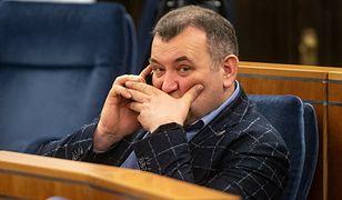 Stanisław Gawłowski zawiadomił prokuraturę. Chodzi o byłego marszałka Sejmu