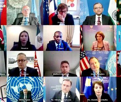 ONZ. Rosja przerwała obrady Rady Bezpieczeństwa