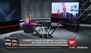 Koronawirus w Polsce. Paweł Mucha o stanie zdrowia Andrzeja Dudy