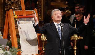 Ukraiński kościół świętuje autonomię. Polska cerkiew razem z Moskwą