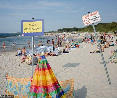 Darłówko. Zamknięte kąpielisko, w Bałtyku znaleziono bakterie e.coli