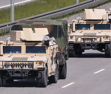 """Amerykańskie wojska trafią do Polski. """"Największe ćwiczenia w historii armii USA"""""""