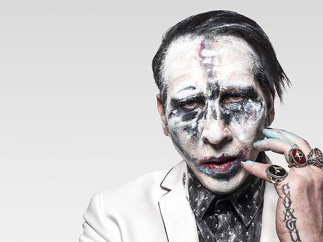 Marilyn Manson wspiera przyjaciela. Zaapelował do fanów