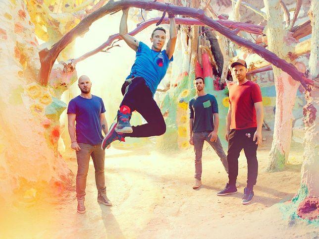 Coldplay w Polsce - ruszyła przedsprzedaż biletów!