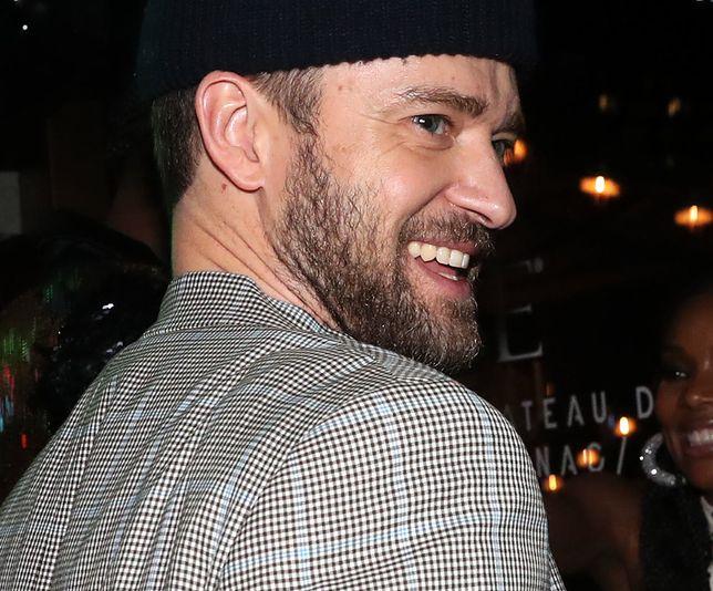 Justin Timberlake bez obrączki, obściskiwał się z koleżanką z planu. Lawina plotek ruszyła