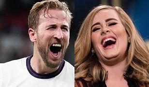 Adele w ekstazie. Nagrała swoją reakcję na kluczowego gola