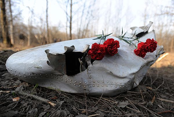 """""""Nasz Dziennik"""": Rosjanie sprawdzali kto zamieścił zdjęcia ofiar smoleńskich"""