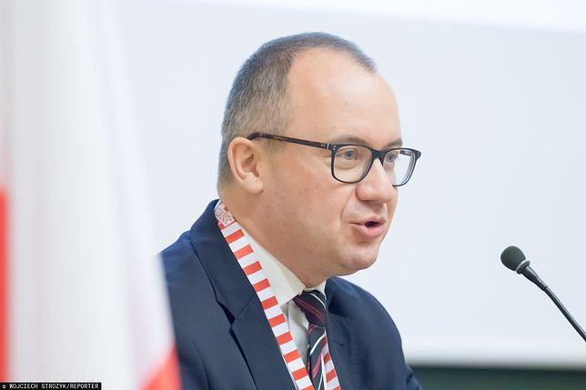 11.12.2019 Gdansk Uniwersytet Gdanski I Kongres Edukacji Prawnej   Fot. Wojciech Strozyk/REPORTER N/z: Adam Bodnar