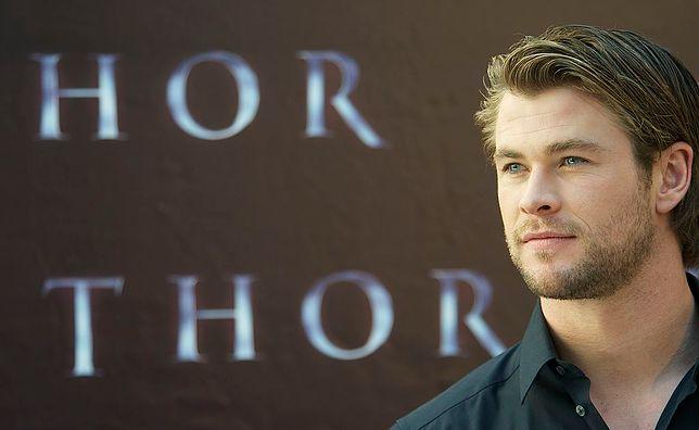 #dziejesiewkulturze: Chris Hemsworth przeszedł kolejną metamorfozę