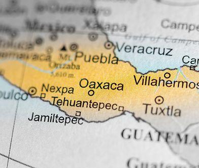 Ruiny XVI-wiecznej świątyni wyłoniły się z jeziora w Meksyku