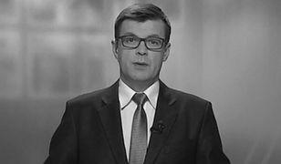 Piotr Świąc. Jest świadek wypadku dziennikarza TVP