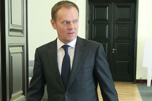 Marcinkiewicz: Tusk zachłysnął się władzą