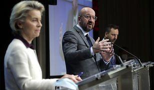 Bruksela. Wideokonferencja unijnych przywódców zakończona