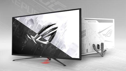 ASUS ROG Strix XG43UQ – pierwszy monitor gamingowy z portem HDMI 2.1