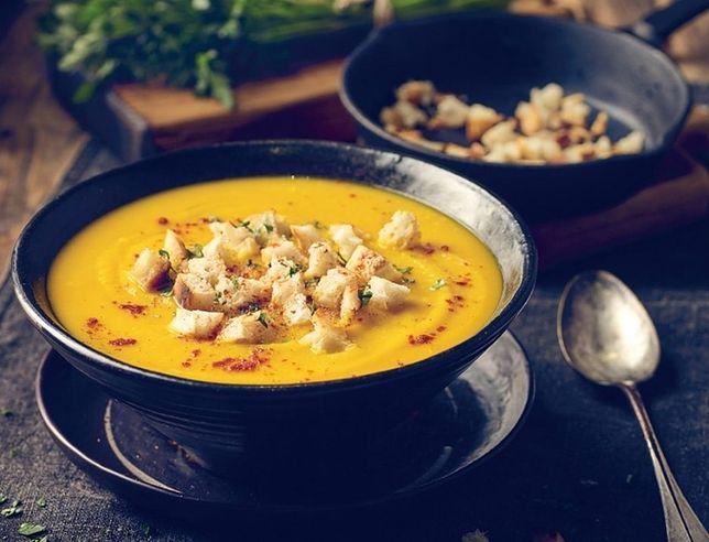 Dynia w roli głównej! 4 przepisy na jesienną zupę z dyni!