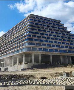 Największy hotel w Polsce. Jest data otwarcia