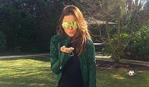 Lewandowska pochwaliła się nowym zdjęciem. To naprawdę ósmy miesiąc ciąży?
