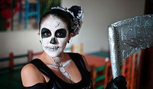 Makijaż Sugar Skull