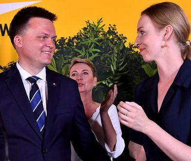 Wybory 2020. Szymon Hołownia o swojej żonie Urszuli