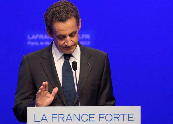 Nicolas Sarkozy odchodzi z wielkiej polityki
