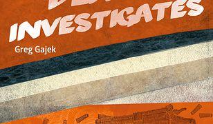 Angielski kryminał z ćwiczeniami Penny Black Investigates