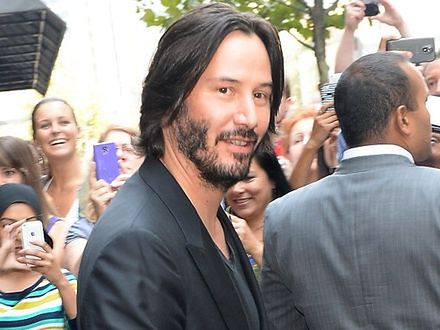 Keanu Reeves zamiast Daniela Craiga