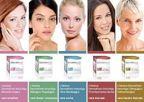 5 kobiet, 5 kremów, 5 sposobów na zdrowie i piękno Twojej cery