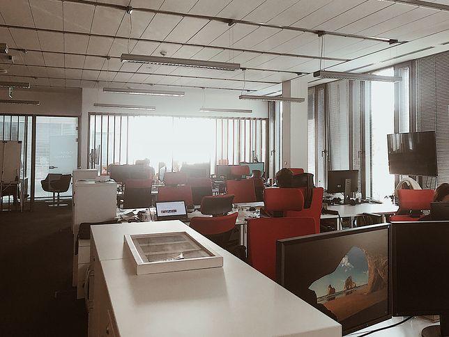 Rozkład miejsca, w którym pracujesz, może wpływać na twoje zdrowie
