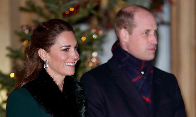 Księżna Kate i książę William mają gotową kartkę świąteczną.