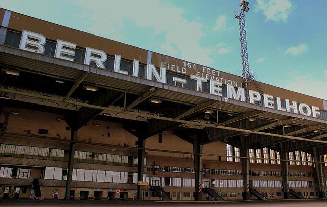 Lotnisko Tempelhof w Berlinie