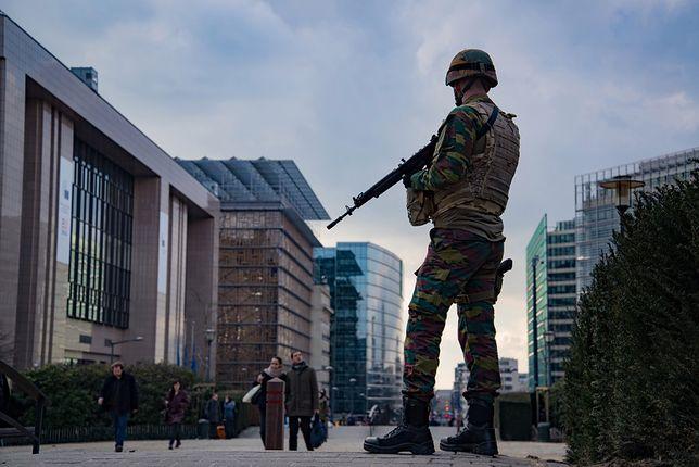 Bruksela po zamachach