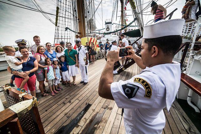 Regaty The Tall Ships Races 2017 rozpoczęte!