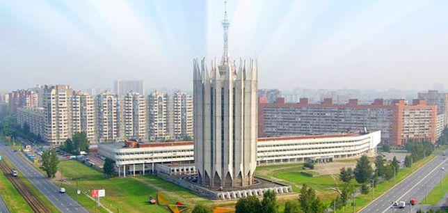 """""""Perły"""" architektury sowieckiej - Centralny Instytut Badań nad Robotyką i Cybernetyką, Petersburg"""