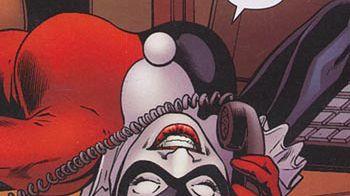 Kolejny przeciwnik Batmana - Harley Quinn
