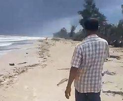 Niesamowite odkrycie na plaży. Mężczyzna stanie się milionerem