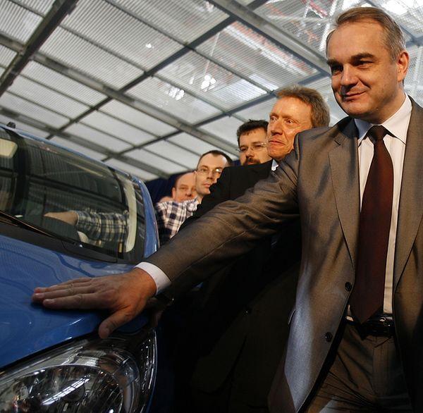 Możemy być liderem w przemyśle samochodowym