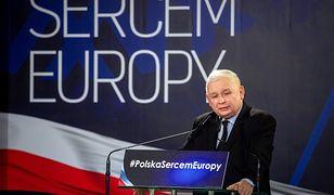 PiS walczy o wyborców. Konwencja w Szczecinie
