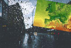 Pogoda. Synoptycy z IMGW zapowiadają deszcz i burze