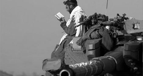 Izrael wyposażył swoje czołgi w system ochrony przed pociskami