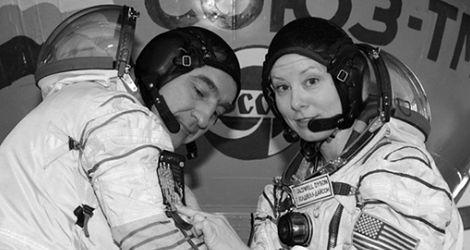 Kosmonautki nie ustępują kosmonautom