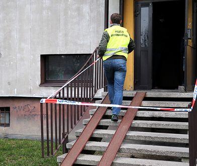 Mężczyźni przyszli do mieszkania Sławomira B. i brutalnie się nad nim znęcali