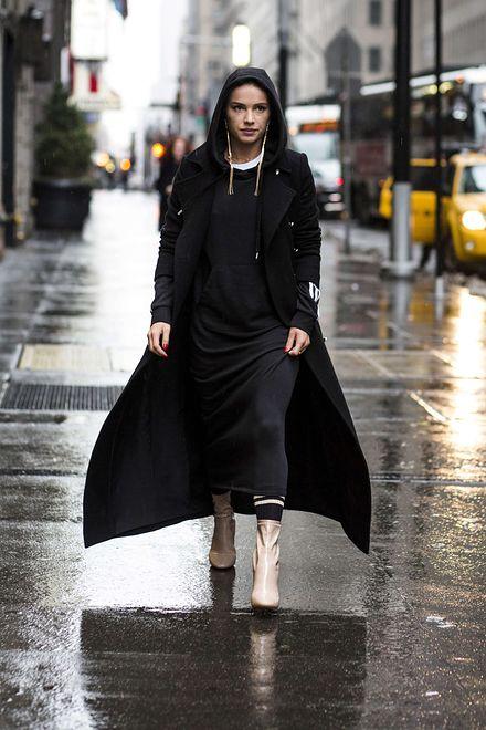 Moda na ulicach Nowego Jorku